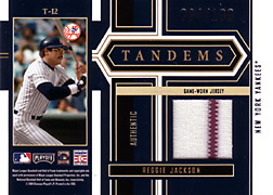2004 Playoff Honors #T12 Reggie Jackson Jersey