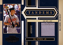 2004 Playoff Honors #T14 Cal Ripken Jr. Jersey