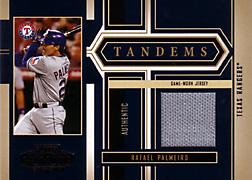2004 Playoff Honors #T26 Rafael Palmeiro Jersey