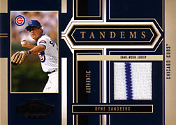 2004 Playoff Honors #T27 Ryne Sandberg Jersey