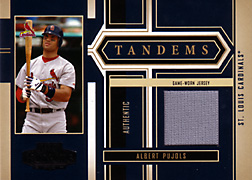 2004 Playoff Honors #T35 Albert Pujols Jersey