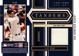 2004 Playoff Honors #T37 Jeff Kent Jersey